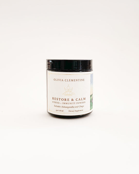 Restore & Calm Tonic Powder