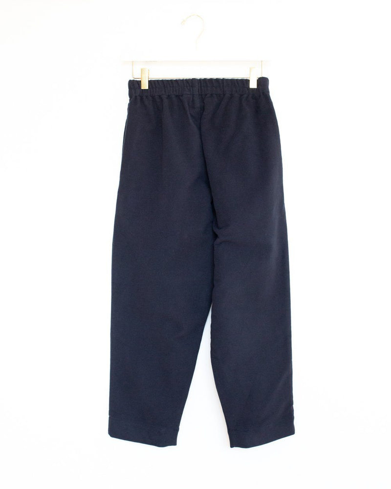 Sligo Pants in Navy Moleskin