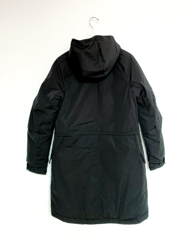 Wom Parka in Black