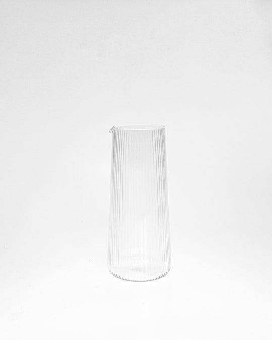 Luisa 500ml Carafe in Millerighe
