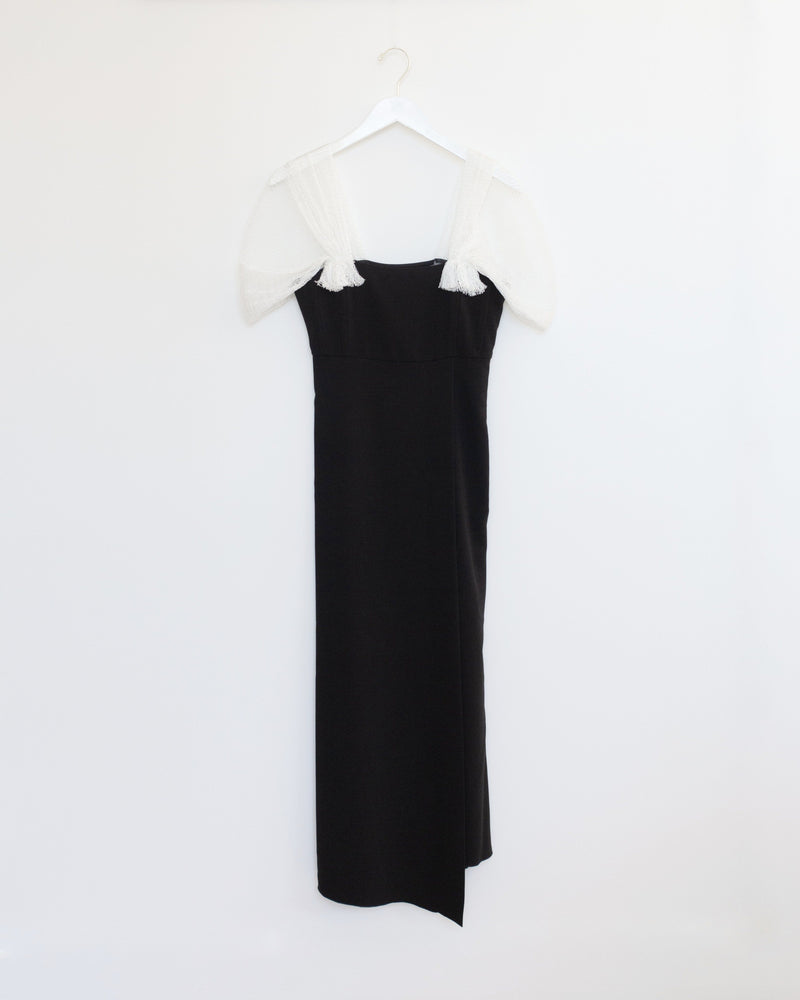 Accession Dress in Black