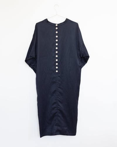 Respond Dress in Midnight