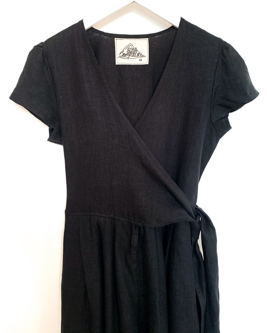 Angela Jumpsuit in Black