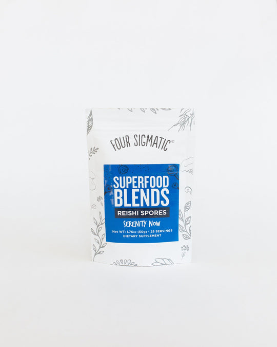 Superfood Blends Reishi Spores