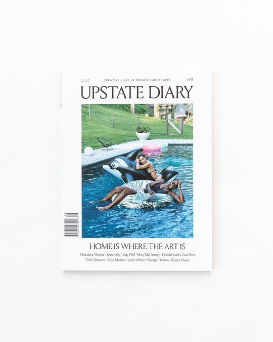 Upstate Diary Issue 8