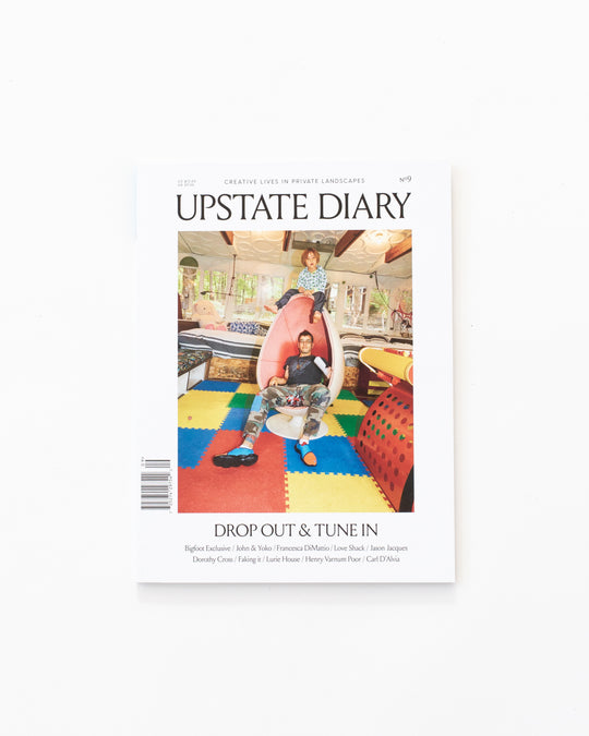 Upstate Diary Issue 9