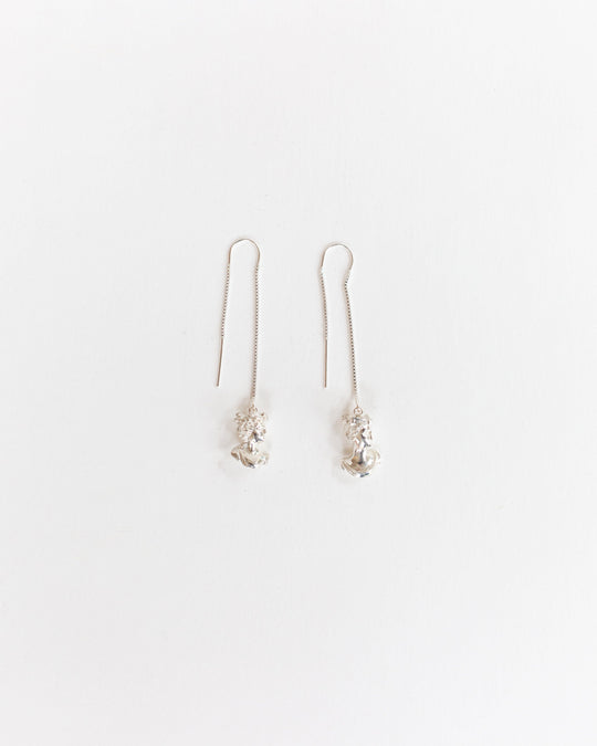 Cameo Drops Earrings