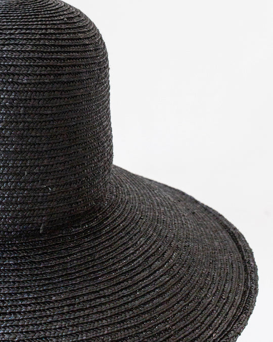 Chloe Hat in Black