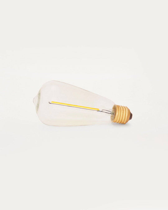 Atelier Drop Light Bulb in Clear