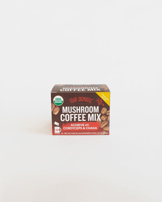 Mushroom Coffee with Cordyceps & Chaga