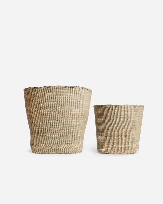 Tall Woven Storage Basket