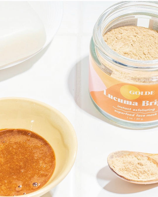 Papaya Bright Face Mask