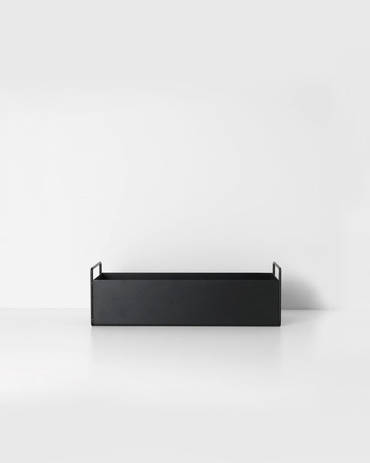 Small Plant Box - Black