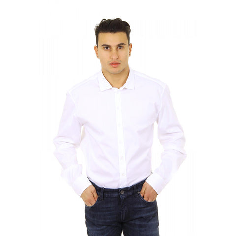 Armani Collezioni mens shirt long sleeve PCSSDL PC0F0 100
