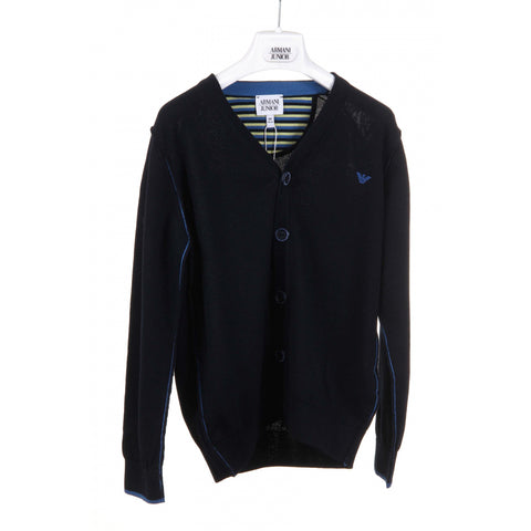 Armani Junior boys cardigan C4M05 EG K5