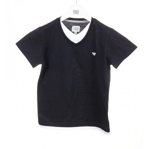 Armani Junior boys t-shirt C4H08 JR 5C