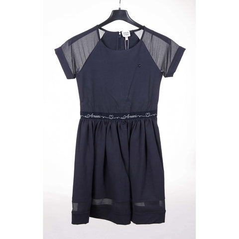 Armani Junior girls dress C3A05 JC K5