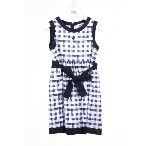 Armani Junior girls dress CEA01 NY KC