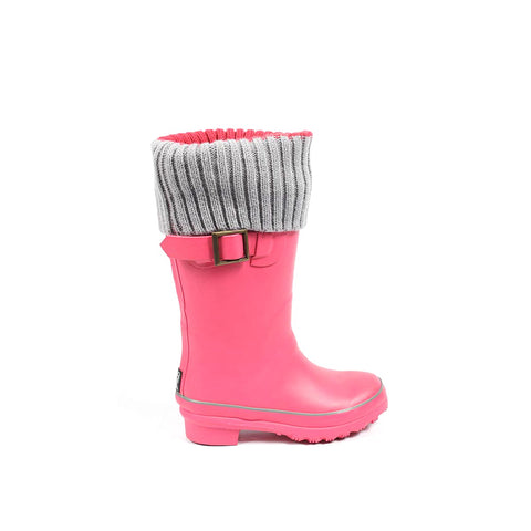 Colors of California kids rain boots HC311RBK1 Pink