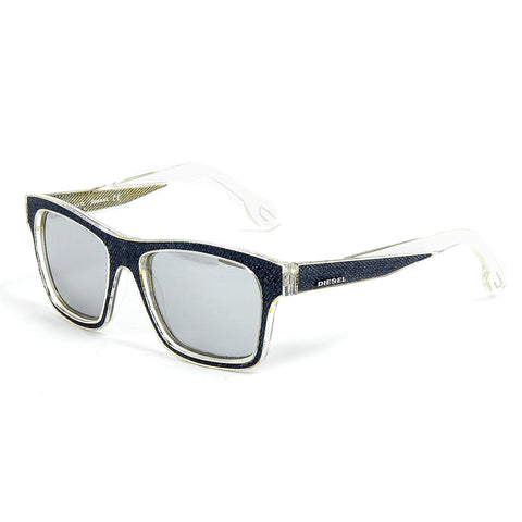 Diesel Mens Denim Sunglasses DL0071 55 27C
