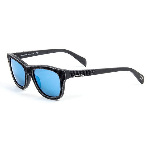 Diesel Mens Denim Sunglasses DL0111 52 01X