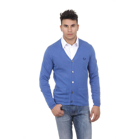 Fred Perry Mens Cardigan 30402104 0963