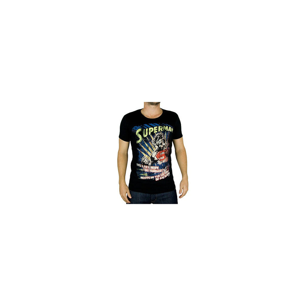 Marvel Comics mens T-shirt Superman