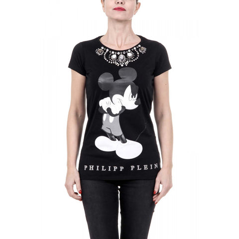 Philipp Plein Womens T-Shirt CW340633 02