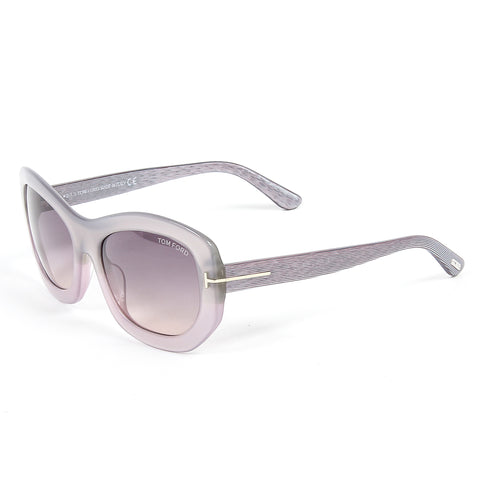 Tom Ford Womens Sunglasses AMY FT0382 57 80B