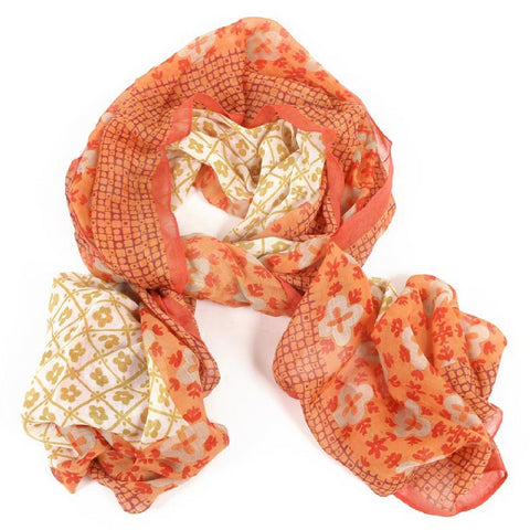 Tory Burch Womens Scarf 51125059 721