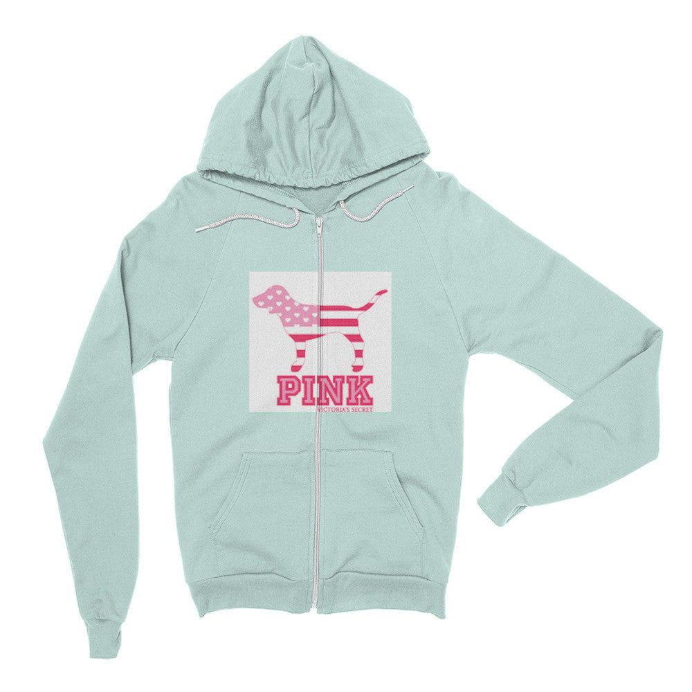 Pink's Hoodie sweater