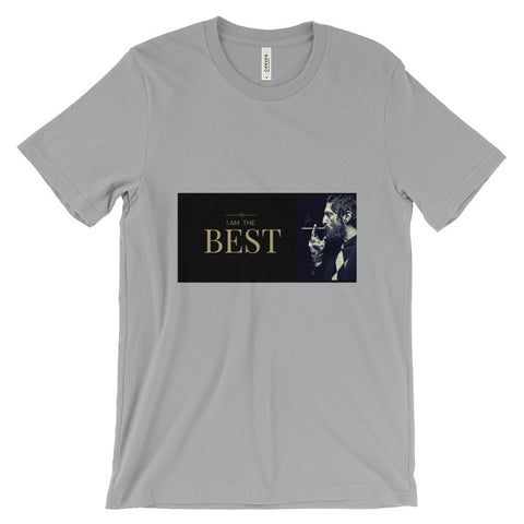 The Best  short sleeve t-shirt