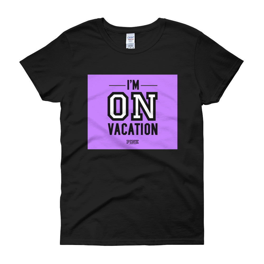 Pink's Vacation T-Shirt