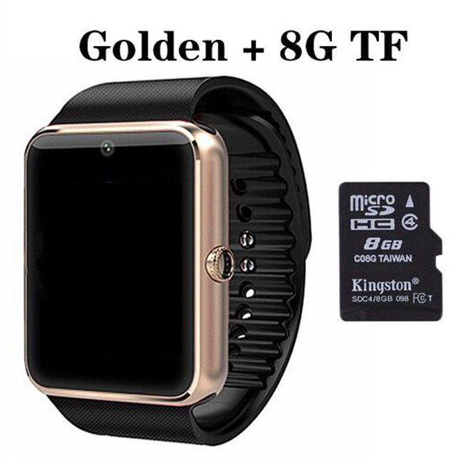 Fourkings Smart Watch Bluetooth for Apple iPhone IOS  and Android Phone