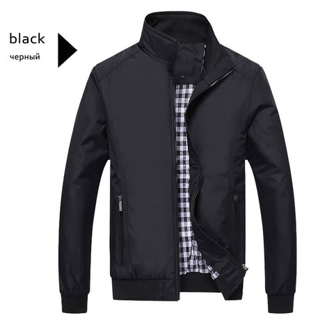 Mens Loose Fit Jacket