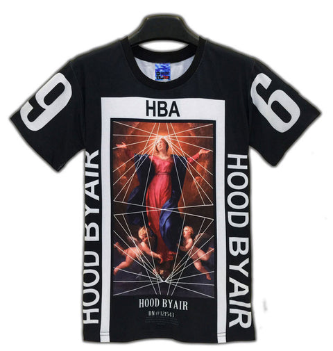 Hood By Air Graphic Tee
