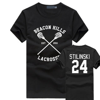 BEACON HILLS LACROSSE Men T-shirt