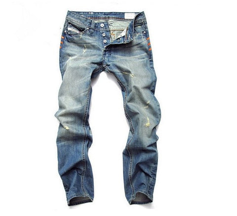 Italy KIX Classic Loose Fit Jeans