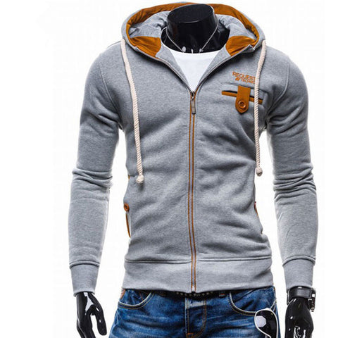 Fourkings Slim Fit Hoody