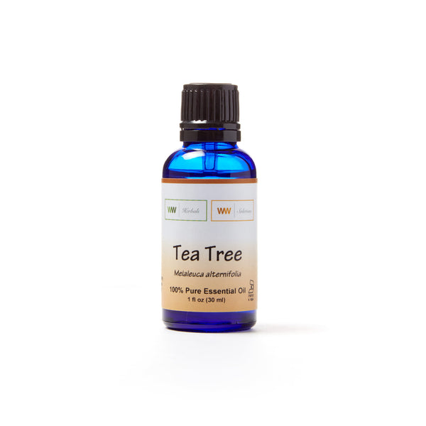 Tea Tree Essential Oil 1 oz, 4 oz