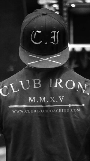 CLUB IRON 2018 LID