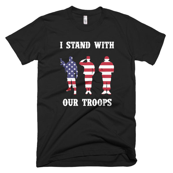 Stand with Our Troops