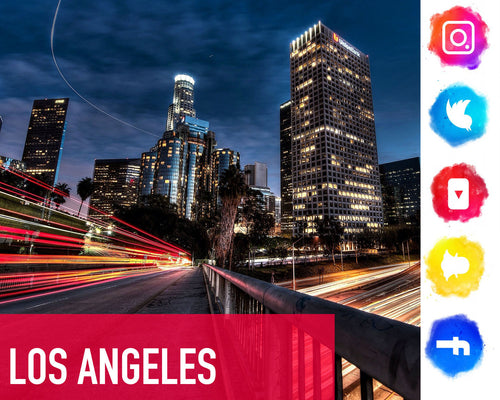 Social Media Boot Camp - 2 Day Workshop-Los Angeles 01/10 & 01/11 2020