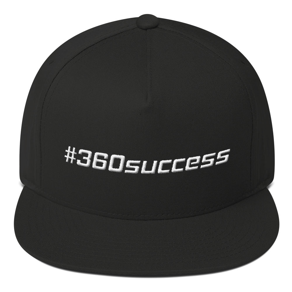 #360Success Flat Bill Cap