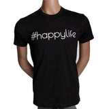 """#HAPPYLIFE"" MEN'S SHIRT (MORE COLORS)"