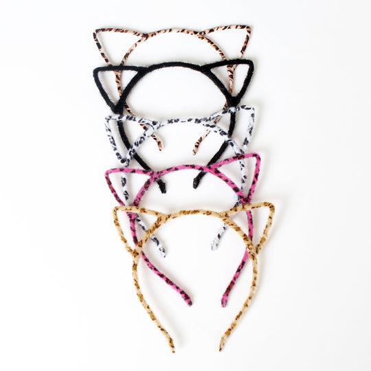 HEADBANDS: CAT EARS
