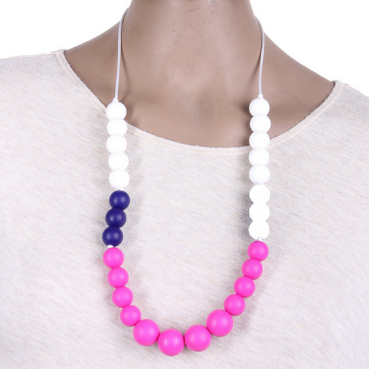 TEETHER: BEADS NECKLACE
