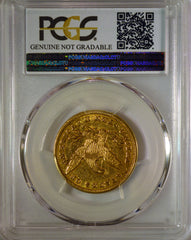 1848 $10.00 Gold Liberty PCGS Genuine