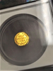 "1852 ""Dated"" Cal Gold Token. Obv Indian. Rev Wreath  NGC MS66 ""Finest Known"" ""11.5mm"" "" HR7 All 3 Sizes"" R8 in 11.5mm"" ""Looks like it was This Morning"""