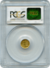 1853 California Fractional 50c BG-428 PCGS MS62